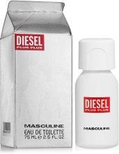 Духи, Парфюмерия, косметика Diesel Plus Plus Masculine - Туалетная вода