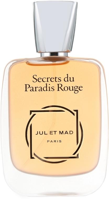 Jul et Mad Secrets du Paradis Rouge - Парфуми (тестер з кришечкою) — фото N1