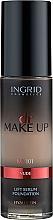 Духи, Парфюмерия, косметика Тональный крем Dr Make Up - Ingrid Cosmetics Lift Serum Foundation SPF8