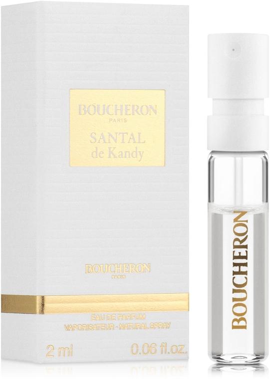 Boucheron Santal de Kandy - Парфюмированная вода (пробник)