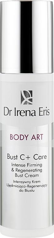 Укрепляющий и восстанавливающий крем для бюста - Dr. Irena Eris Body Art Intense Firming & Regenerating Bust Cream