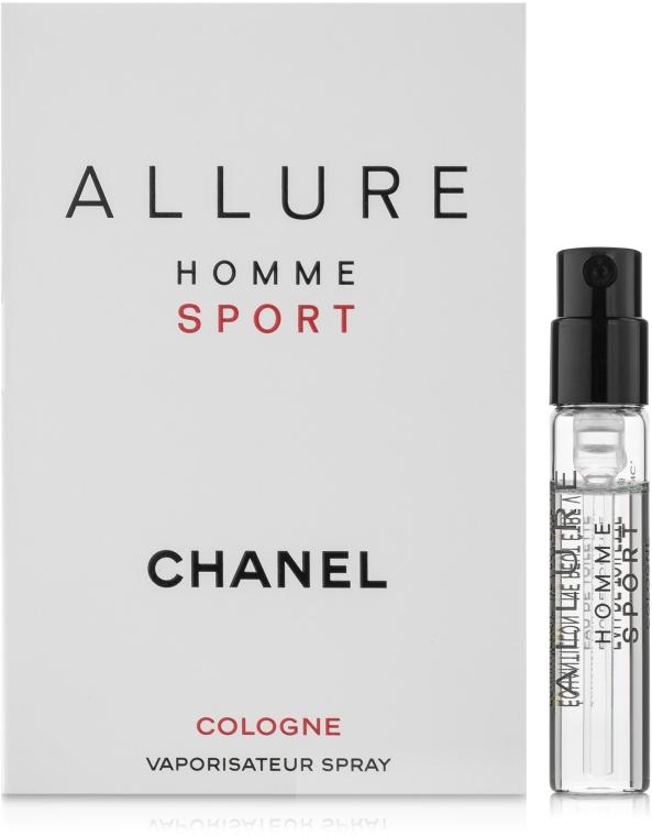 Chanel Allure Homme Sport Cologne - Туалетная вода (пробник)