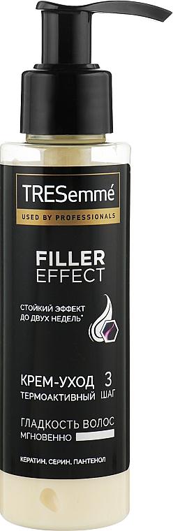 Несмываемый термоактивный крем-уход - Tresemme Filler Effect