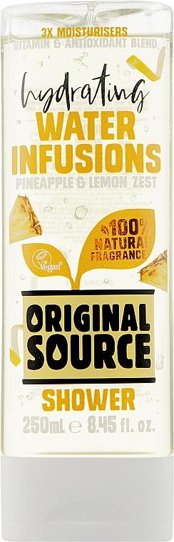 Гель для душа - Original Source Pineapple & Lemon Shower Gel