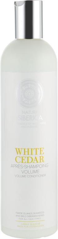 """Бальзам-объем для волос """"Белый кедр"""" - Natura Siberica Copenhagen"""