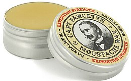 Духи, Парфюмерия, косметика Воск для усов - Captain Fawcett Expedition Strength Moustache Wax