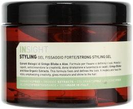 Духи, Парфюмерия, косметика Гель сильной фиксации для волос - Insight Styling range Hold Cement Gel
