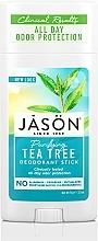 Духи, Парфюмерия, косметика Дезодорант – стик «Чайное дерево» - Jason Natural Cosmetics Pure Natural Deodorant Stick Tea Tree