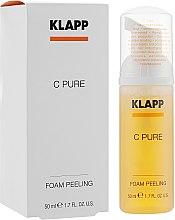 Духи, Парфюмерия, косметика Пилинг-пенка - Klapp C Pure Foam Peeling
