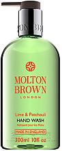 Духи, Парфюмерия, косметика Molton Brown Lime & Patchouli - Мыло для рук