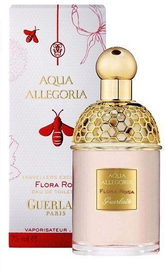 Guerlain Aqua Allegoria Flora Rosa - Туалетная вода — фото N1