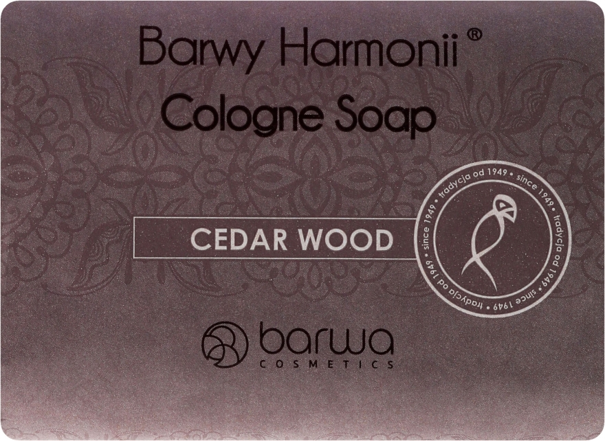 "Мыло ""Кедр"" - Barwa Harmony Cedar Wood Soap"