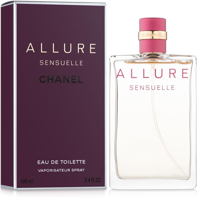 Chanel Allure Sensuelle - Туалетная вода
