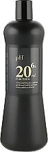 Духи, Парфюмерия, косметика Окислитель для волос Арган и Кератин 6% - pH Laboratories Argan&Keratin Peroxide