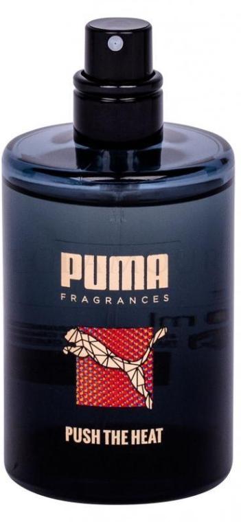 Puma Push The Heat - Туалетная вода (тестер без крышечкий)