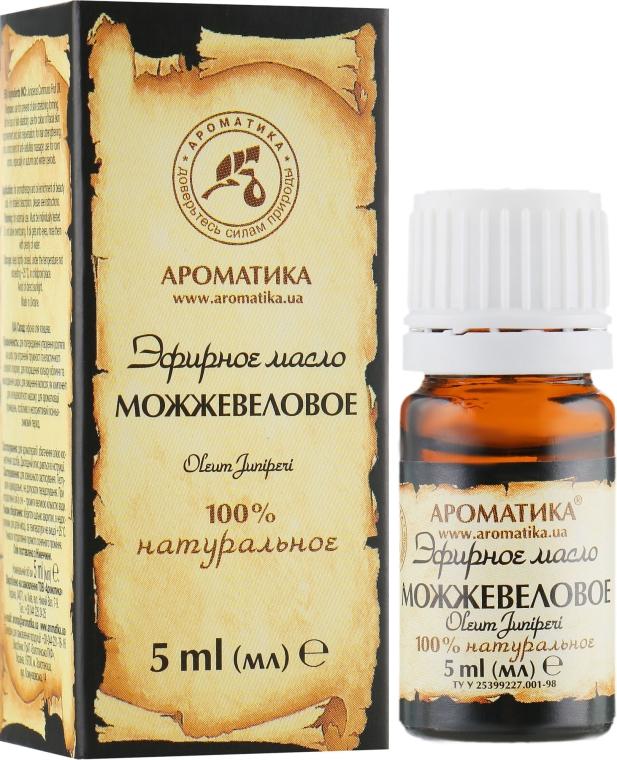 """Эфирное масло """"Можжевеловое"""" - Ароматика"""