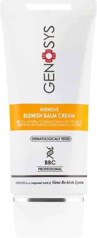 Солнцезащитный матирующий интенсивный BB крем для лица - Genosys Intensive Blemish Balm Cream SPF30 — фото N2