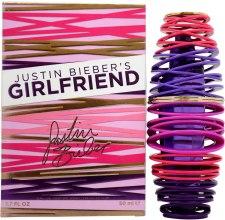 Духи, Парфюмерия, косметика Justin Bieber Girlfriend - Парфюмированная вода