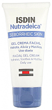 Духи, Парфюмерия, косметика Крем для лица - Isdin Nutradeica Seborrheic Skin Facial Gel Cream