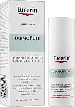 Духи, Парфюмерия, косметика Успокаивающий крем для проблемной кожи - Eucerin DermoPurifyer Oil Control Adjunctive Soothing Cream
