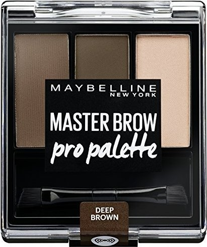 Палетка теней для бровей - Maybelline New York Master Brow Pro Palette Kit