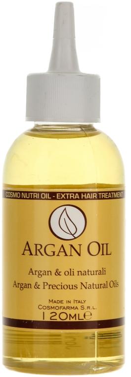 Аргановое масло для волос - Cosmofarma JoniLine Classic Argan Nutri Oil
