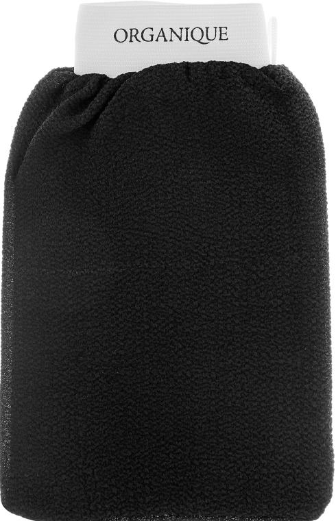 Перчатка для хаммама, черная - Organique Kessa