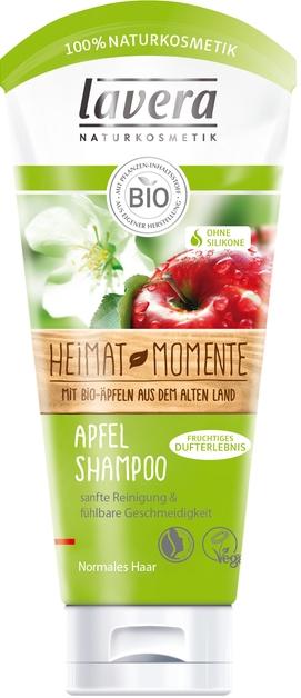 Шампунь для волос - Lavera Apfel Shampoo