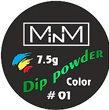 Духи, Парфюмерия, косметика Пудра для ногтей - M-in-M Dip Powder