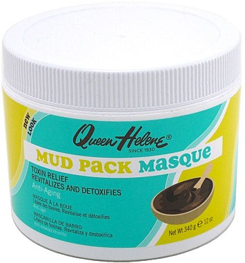 Витаминизированная маска для лица - Queen Helene Jar Mud Pack Masque