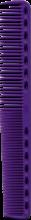 Парфумерія, косметика Гребінець для стрижки, 180мм - Y.S.Park Professional 339 Cutting Combs Purple