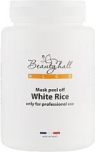 Парфумерія, косметика Альгінатна маска, очищувальна - Beautyhall Algo Peel Off Mask White Rise