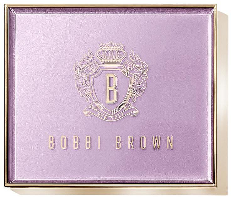 Палитра теней для глаз - Bobbi Brown Luxe Eye Shadow Palette