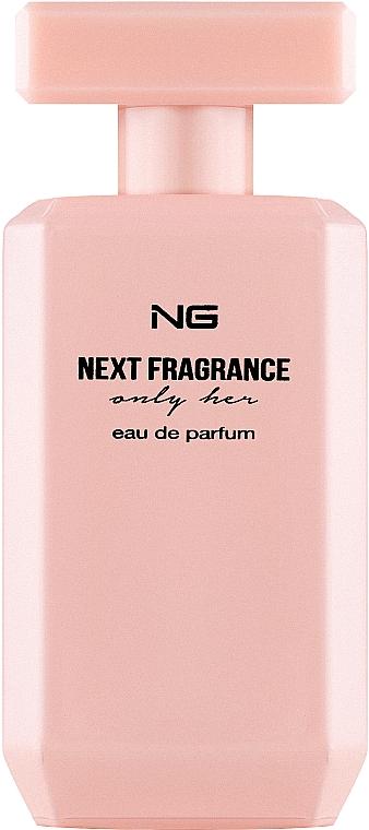 NG Perfumes Next Fragrance - Парфюмированная вода