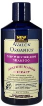 "Духи, Парфюмерия, косметика Шампунь увлажняющий ""Манго и Имбирь"" - Avalon Organics Awapuhi Mango Therapy Deep Moisturizing Shampoo"