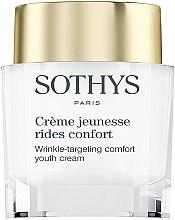 Духи, Парфюмерия, косметика Насыщенный регенерирующий крем - Sothys Wrinkle-Targeting Comfort Youth Cream
