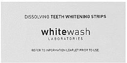 Духи, Парфюмерия, косметика Профессиональные растворимые отбеливающие полоски - WhiteWash Laboratories Dissolving Teeth Whitening Strips