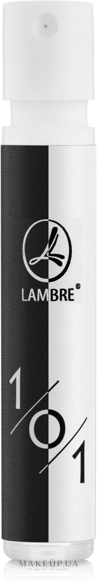 Lambre 101 - Парфюмированная вода (пробник) — фото 1.2ml