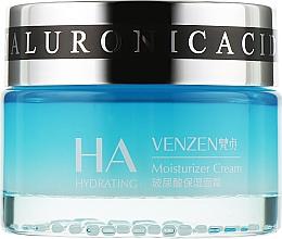 Духи, Парфюмерия, косметика Крем для лица с гиалуроновой кислотой - Venzen Ha Hyaluronic Acid