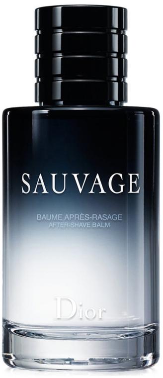 Dior Sauvage - Бальзам после бритья (тестер)
