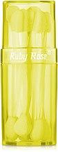 Духи, Парфюмерия, косметика Набор апликатор для нанесения теней, желтые - Ruby Rose