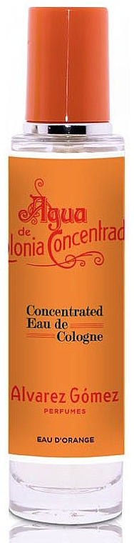 Alvarez Gomez Agua De Colonia Concentrada Eau D'Orange - Спрей для тела