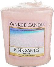Духи, Парфюмерия, косметика Ароматическая свеча - Yankee Candle Votive Pink Sands