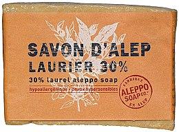 Духи, Парфюмерия, косметика Мыло алеппское c лавровым маслом 30% - Tade Aleppo Laurel Soap 30%