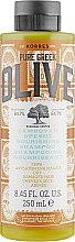 Духи, Парфюмерия, косметика Шампунь для поврежденных волос - Korres Pure Greek Olive Nourishing Shampoo