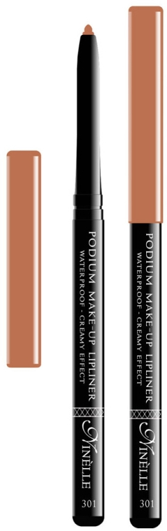 Карандаш для губ - Ninelle Podium Make-Up Lipliner