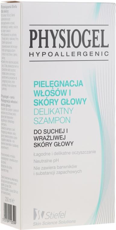 Гипоаллергенный шампунь для волос - Physiogel Hypoallergenic Delicate Shampoo