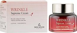 Духи, Парфюмерия, косметика Питательный крем с женьшенем - The Skin House Wrinkle Supreme Cream