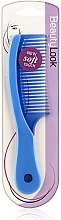 Духи, Парфюмерия, косметика Гребешок для волос 400293, синий - Beauty Look