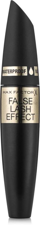 Тушь для ресниц - Max Factor False Lash Effect Waterproof